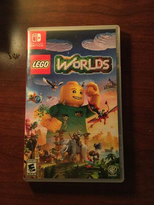 LEGO Worlds for Switch for Sale in Phoenix, AZ