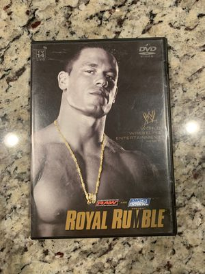 Royal Rumble 2004 for Sale in Humble, TX
