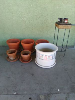 Assorted pots for Sale in Las Vegas, NV