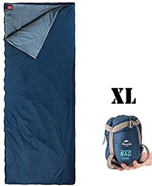Sleeping Bag, Lightweight Envelope with Compression Sack Portable Waterproof for Travel Camping Hiking Backpacking Outdoor Activities,Ultra-Large for Sale in Los Angeles, CA
