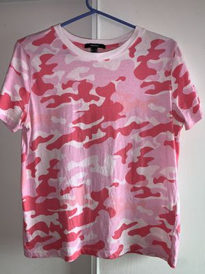 Pink Camo Shirt for Sale in Phoenix, AZ