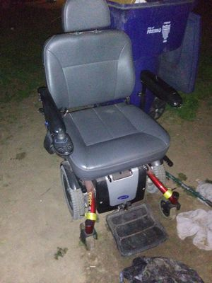 Motor wheel chair with charger for Sale in Fresno, CA