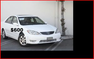 Price$600 Toyota 2002 for Sale in San Diego, CA
