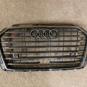 OEM Audi S3 Chrome Grill for Sale in Hoffman Estates, IL