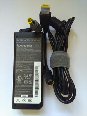 Lenovo Thinkpad power adapter 20V 90W 4.5 for Sale in West Los Angeles, CA