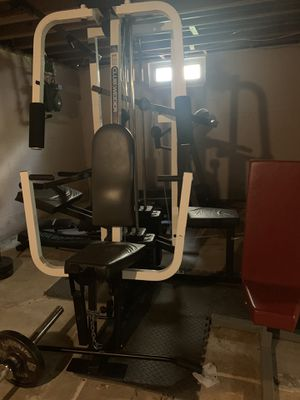 Club Weider Workout Station for Sale in Reynoldsburg, OH
