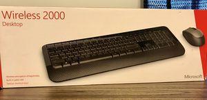Microsoft Wireless Keyboard for Sale in Scottsdale, AZ
