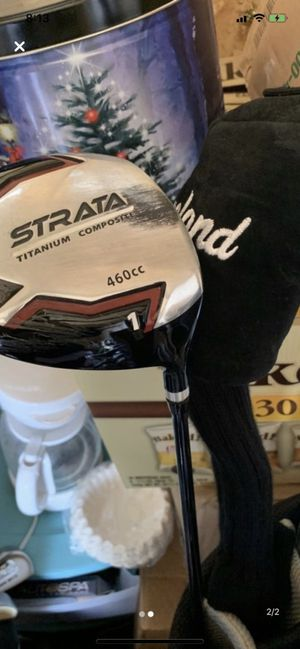 Strata golf clubs for Sale in Aurora, CO