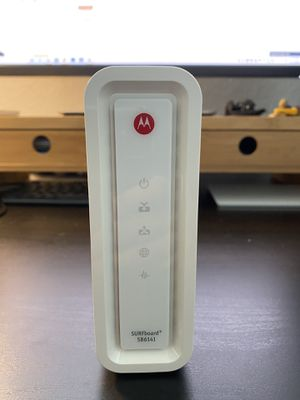 Motorola sb6141 modem for Sale in Austin, TX