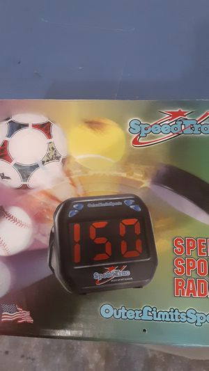 Radar speed for outdoor sports for Sale in Tualatin, OR
