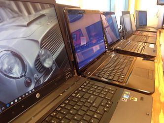 Laptops starting at $ 99 Ready to use 1 year warranty! for Sale in Naples,  FL