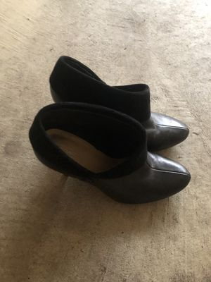 Coach black suede and leather boots for Sale in Alexandria, VA