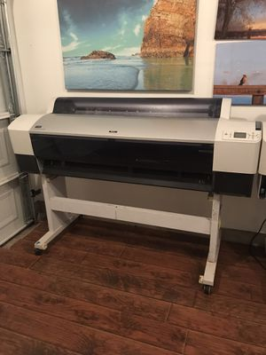 """Epson Stylus Pro 9800 44"""" Large Format Printer (Needs New Printhead) for Sale in Austin, TX"""