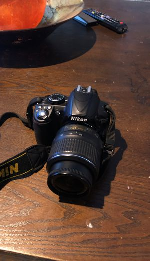 Nikon d3100 for Sale in Blue Springs, MO