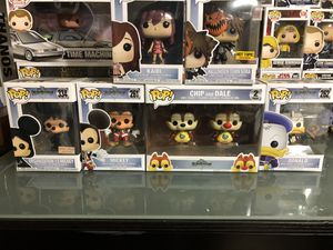 6 Funko pop kingdom hearts for Sale in Hialeah, FL