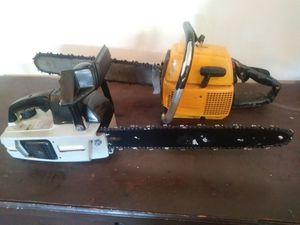 Craftsman and Partner Saws for Sale in Hampton, VA