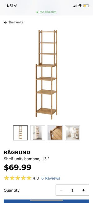 IKEA RAGRUND SMALL SHELF for Sale in New York, NY
