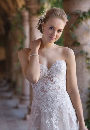 New JESSICA ALEXANDER wedding dress, never worn for Sale in Encinitas, CA