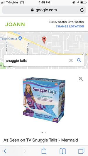 Snuggie tails for Sale in Whittier, CA