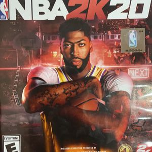 NBA2K20 for Sale in Springfield, VA