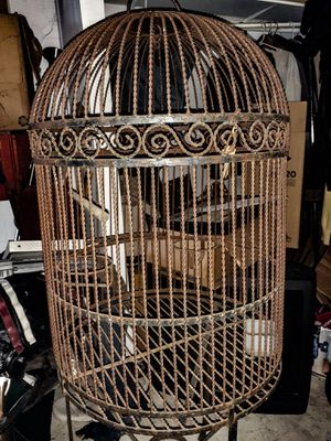 BIRD CAGE for Sale in View Park-Windsor Hills, CA