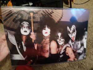 Kiss poster for Sale in Mount Joy, PA