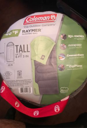 Coleman sleeping bag for Sale in Norco, CA