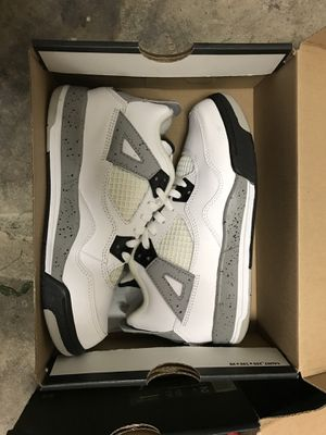 Air Jordan 4 White Cement for Sale in Anaheim, CA