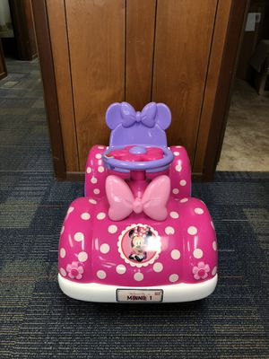 Minnie Mouse Toddler Ride on Toy Kids Car for Sale in Broadview Heights, OH
