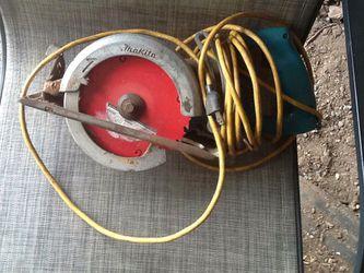 Makita worm drive for Sale in Renton,  WA