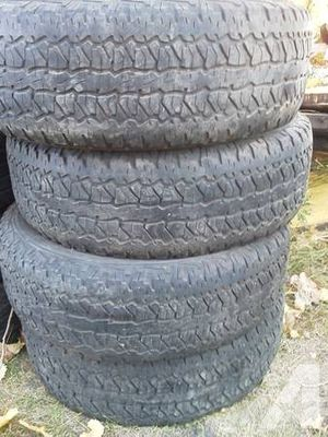 New tires size 17 for Sale in Beaumont, TX