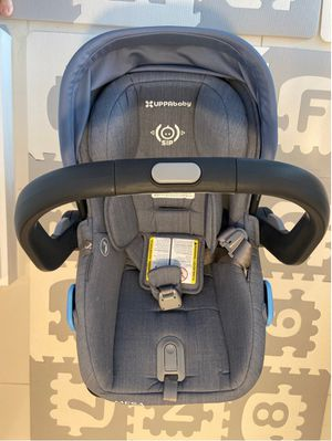 Uppababy MESA infant car seat. Henry(Blue Marl) for Sale in Doral, FL