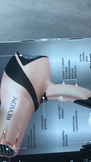 Revlon blow dryer for Sale in San Diego, CA
