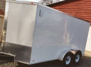 2018 Diamond Enclosed Trailer Clean for Sale in Southern View, IL