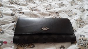 Coach wallet original for Sale in Compton, CA