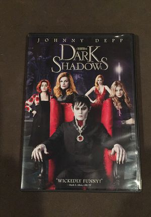 Dark Shadows DVD for Sale in Poway, CA