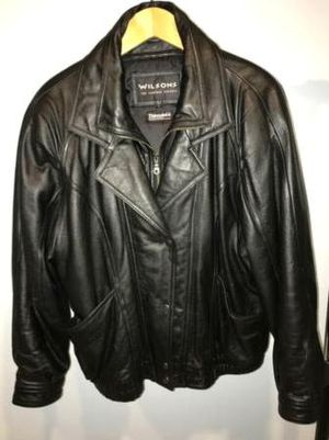 Leather motorcycle jacket for Sale in Waterville, MN