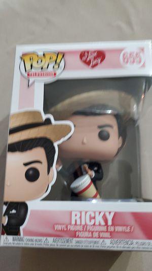 Ricky Pop Funko for Sale in Las Vegas, NV