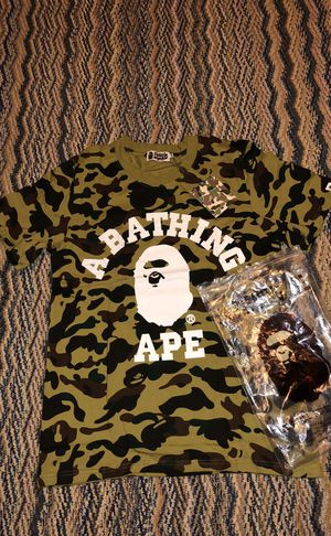Bape shirt for Sale in St. Louis, MO