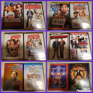 71 DVD MOVIES - $100 obo for Sale in Gastonia, NC