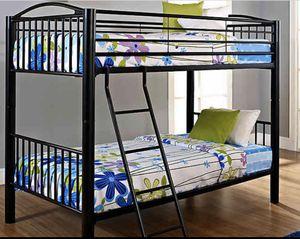 Metal bunk beds for Sale in Colorado Springs, CO