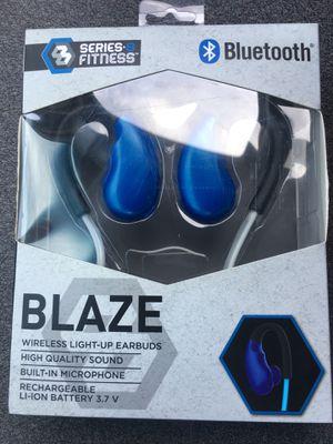 Series 8 Fitness Blaze Wireless Light-up Earbuds for Sale in Hallandale Beach, FL