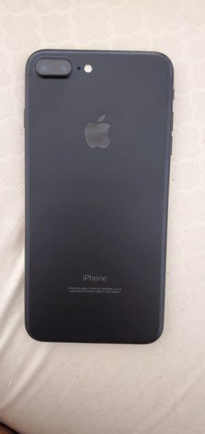 iPhone 7 plus iCloud unlocked carrier unlocked for Sale in Washington, DC