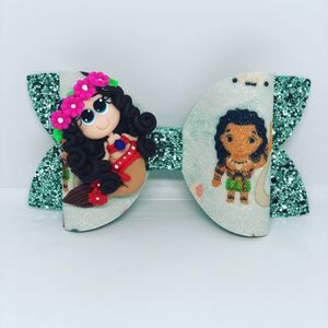 Moana hair bow for Sale in FL, US