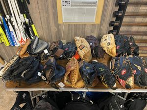 Baseball Catcher mitts - All sizes for Sale in Falls Church, VA