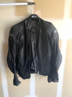 Joe rocket biker jacket Women's size large for Sale in Perris, CA