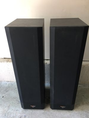 Klipsch ksf 8.5 speaker pair !! $300 or Best Offer!! for Sale in Malvern, PA