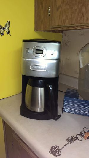 Cuisinart Grind &brew coffee maker for Sale in Council Bluffs, IA