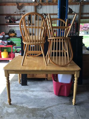 Kitchen Table/Chairs for Sale in Danville, IN