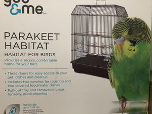 Parakeet cage for Sale in Middleborough, MA